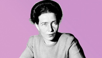 Simone de Beauvoir for travle studenter